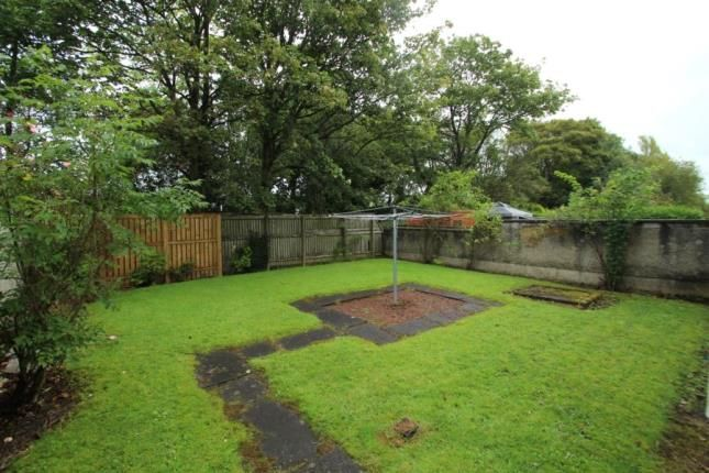 Communal Garden of Glen More, East Kilbride, Glasgow, South Lanarkshire G74