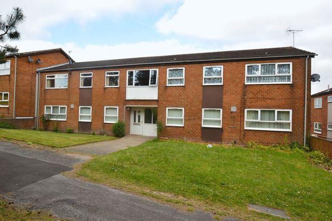 Thumbnail Flat to rent in Kedleston Walk, Mansfield