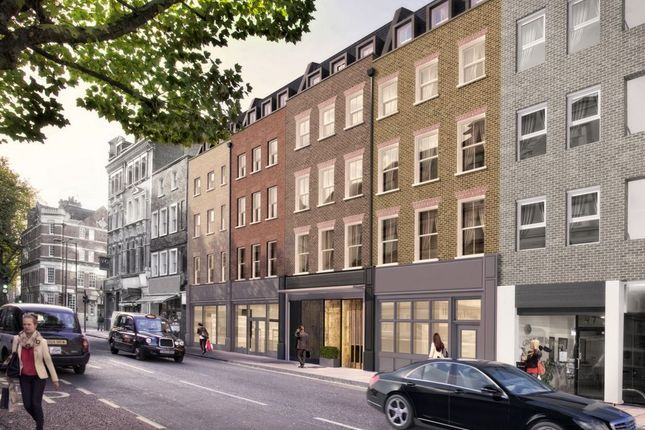 Thumbnail Flat for sale in Grays Inn Road, London