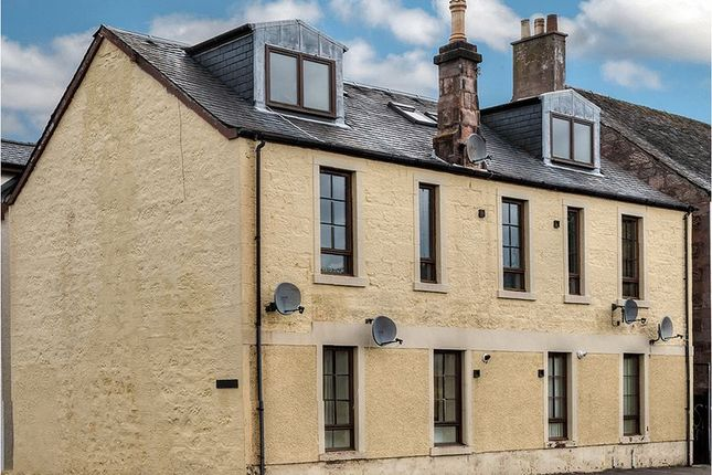 Thumbnail Flat for sale in Braeside, Sauchie, Alloa