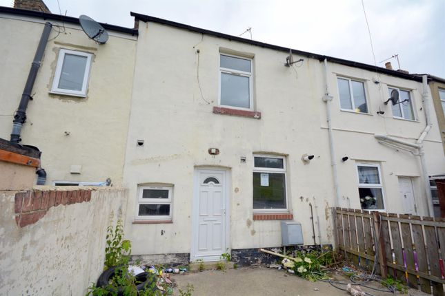 Thumbnail Terraced house for sale in New Row, Eldon, Bishop Auckland