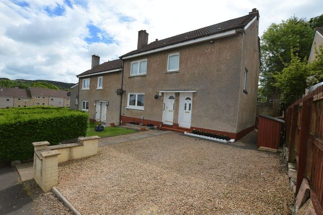 Thumbnail 1 bedroom flat for sale in Rotherwood Avenue, Paisley