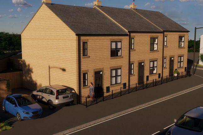 Thumbnail Mews house for sale in Egmont Street, Mossley, Ashton-Under-Lyne