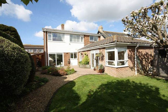 Thumbnail Detached house to rent in Seaton Road, Highcliffe, Christchurch
