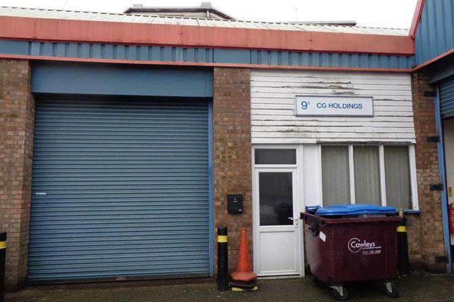 Thumbnail Light industrial to let in 9D Britannia Estate, Leagrave Road, Luton