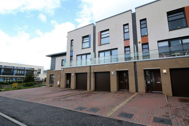 Thumbnail Town house for sale in Hugh Mciver Avenue, Paisley