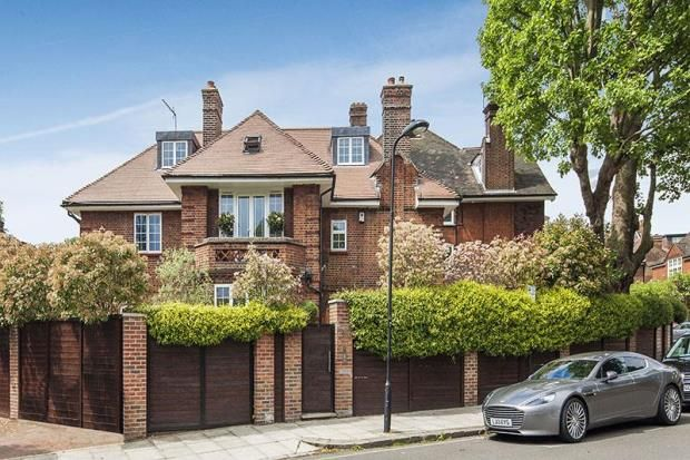 Thumbnail Detached house for sale in Perceval Avenue, London