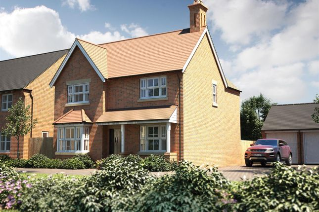 Thumbnail Detached house for sale in St. Peters Road, Kineton, Warwick