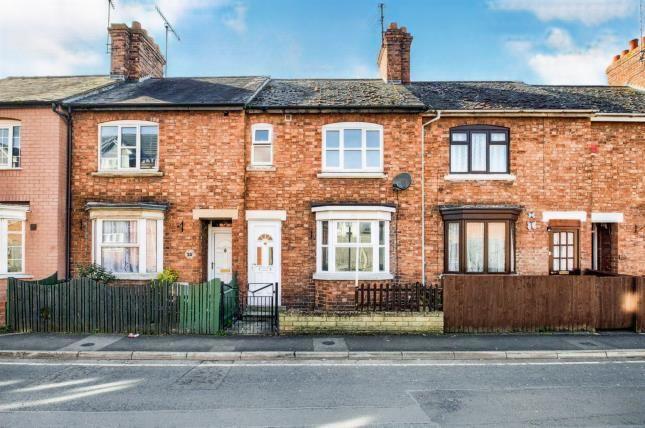 Front of Littleworth Street, Evesham, Worcestershire WR11