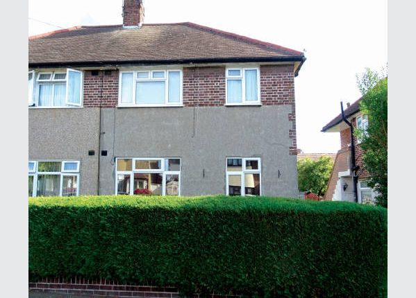 Thumbnail Flat for sale in Ground Floor Flat, 16 Dryden Close, Greater London