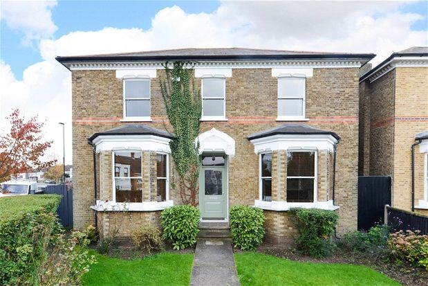 Thumbnail Detached house for sale in Allenby Road, London