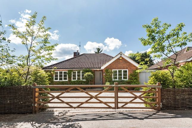 Thumbnail Detached bungalow for sale in Hewett Avenue, Caversham Heights, Reading