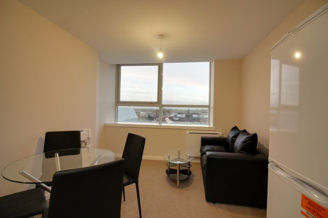 Thumbnail Flat to rent in Roberts House, 80 Manchester Road, Altrincham, Greater Manchester