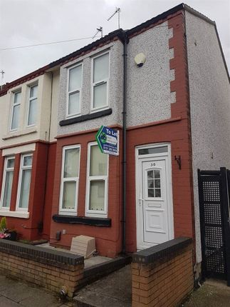 Thumbnail Property to rent in Park Avenue, Fazakerley, Liverpool