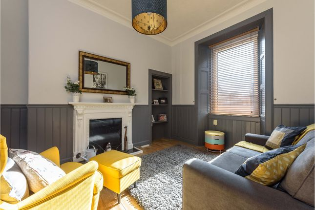Thumbnail Flat for sale in Restalrig Road South, Edinburgh