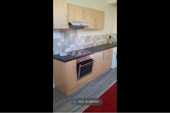 1 bed flat to rent in Pontycymmer, Bridgend CF32