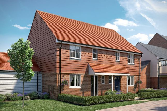 "Thumbnail Property for sale in ""The Hawkenbury"" at Avocet Way, Ashford"