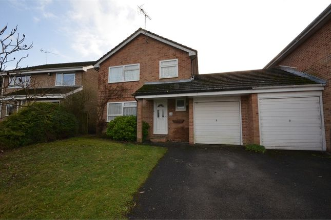 Thumbnail Detached house to rent in Longfield Road, Fair Oak, Eastleigh, Hampshire