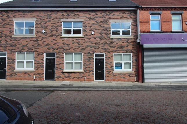 Thumbnail Town house to rent in Walton Village, Walton, Merseyside
