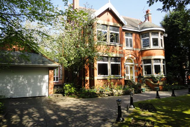 Thumbnail Detached house for sale in Central Avenue, Eccleston Park, St Helens