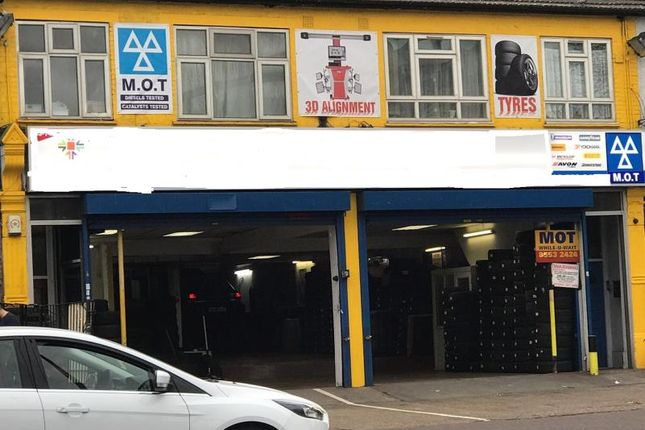 Thumbnail Property for sale in Romford Road, London