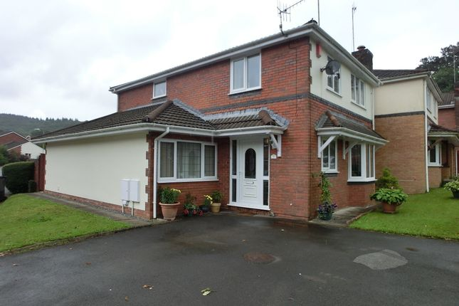 Thumbnail Detached house to rent in Waungron, Rhydyfro, Pontardawe, Swansea