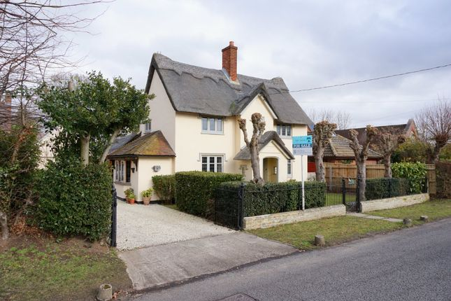 Thumbnail Detached house for sale in White Horse Road, East Bergholt, Ipswich, Suffolk