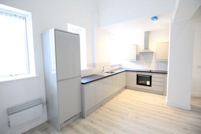 Thumbnail Flat to rent in King Street, Luton
