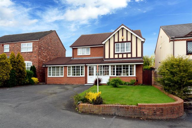 Thumbnail Detached house for sale in Pitchford Drive, Priorslee, Telford