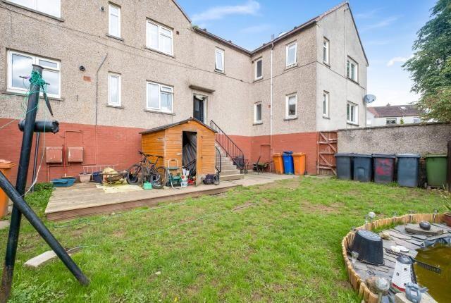 Communal Garden of Balvie Road, Milngavie, Glasgow, East Dunbartonshire G62