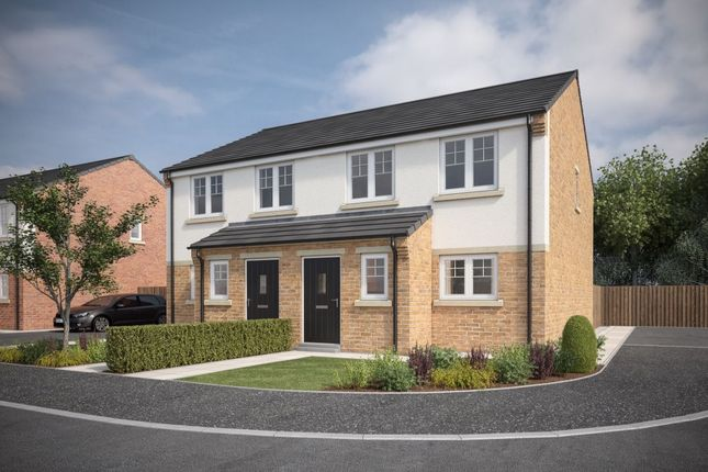 2 bed semi-detached house for sale in Chapel Meadow School Lane, Forton, Preston