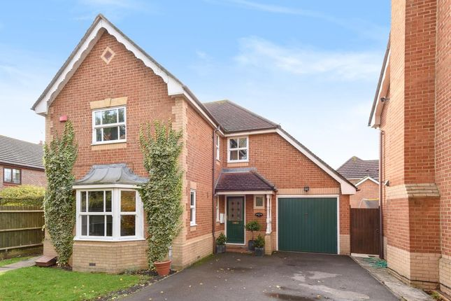 Thumbnail Detached house to rent in Ladygrove, Didcot, Didcot, Oxfordshire