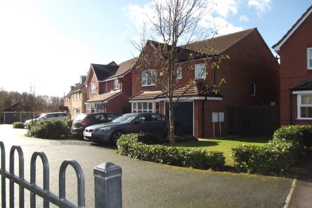 Thumbnail Detached house to rent in Holcroft Drive, Abram, Wigan