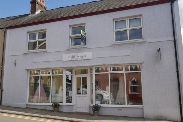 Thumbnail Flat to rent in St James Street, Narberth, Pembrokeshire