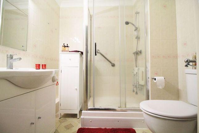 Shower Room of Kingswood Court, Chingford E4