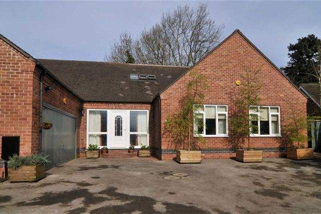 Thumbnail Detached house for sale in The Close, Arlington Road, Littleover, Derby