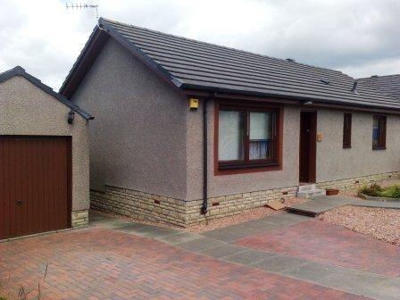 Thumbnail Detached bungalow to rent in Hogarth Drive, Cupar