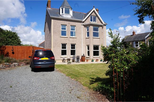 6 bed detached house for sale in Wellington Road, Milford Haven