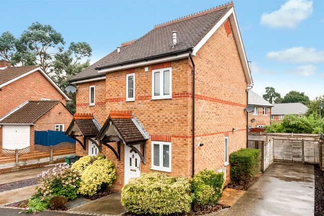 Thumbnail Semi-detached house to rent in Alpine Road, Redhill, Surrey