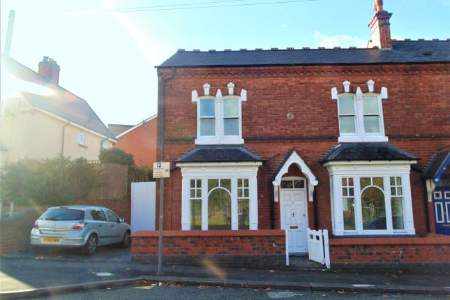 3 bed end terrace house to rent in Bearwood Road, Smethwick