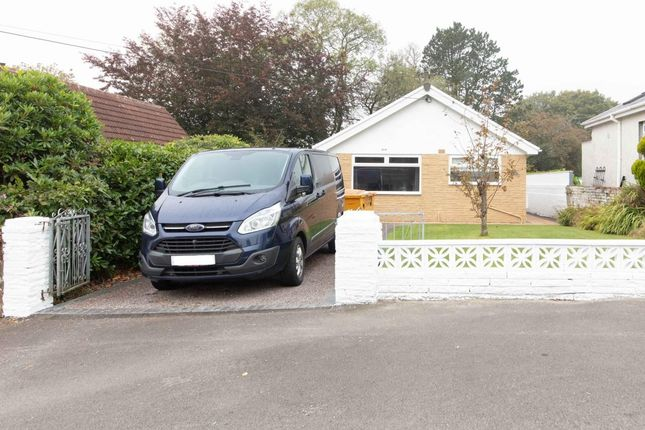 3 bed detached bungalow for sale in Graig Road, Gwaun Cae Gurwen, Ammanford SA18