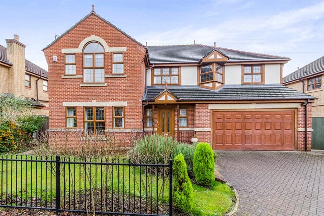 Thumbnail Detached house for sale in Fennell Court, Sandal, Wakefield