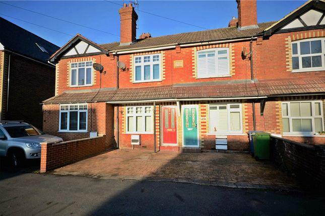 2 bed terraced house for sale in Yorktown Road, College Town, Sandhurst GU47
