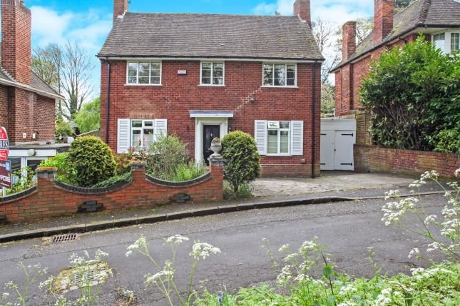 Thumbnail Detached house for sale in Hamstead Hill, Handsworth Wood, Birmingham, West Midlands