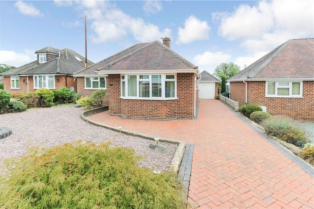 Thumbnail Detached bungalow for sale in Testlands Avenue, Nursling, Southampton, Hampshire