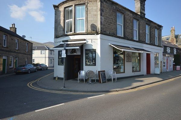 Thumbnail Restaurant/cafe for sale in High Street, Innerleithen