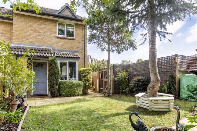 Thumbnail Property for sale in Landseer Close, Colliers Wood, London