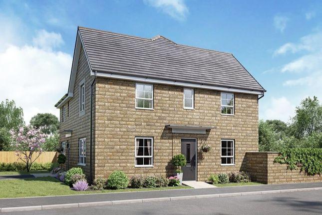 "Thumbnail Semi-detached house for sale in ""Moresby"" at Braeburn Drive, Appleton, Warrington"