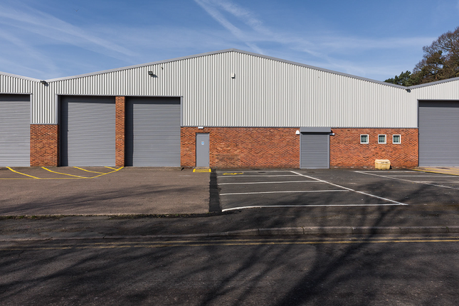 Thumbnail Warehouse to let in Off Stourport Road, Kidderminster