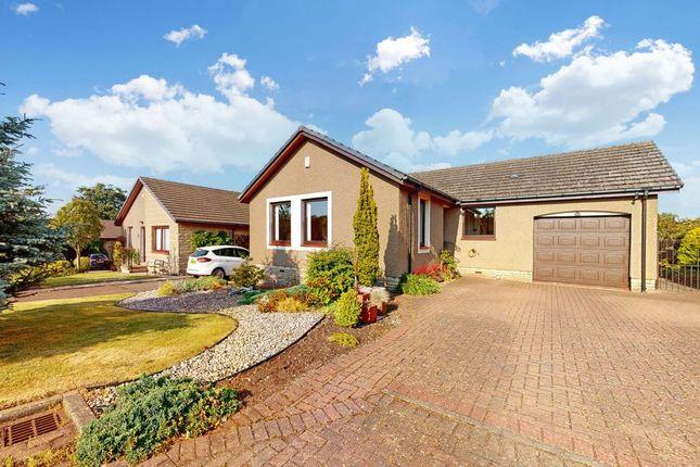 Thumbnail Detached bungalow for sale in 21 Rennie Place, East Linton